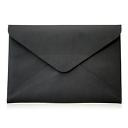 【iPad mini4/3/2/1 ケース】Envelope Case (ブラック)