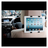 Car Headrest Mount Holder Tab-X【iPad mini iPad(第3世代/第4世代) iPad2 iPad】