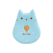 NANA FRIENDS LOCK & ROLL EARPHONE WINDER(Cat)