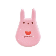 NANA FRIENDS LOCK & ROLL EARPHONE WINDER(Rabbit)