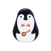 NANA FRIENDS LOCK & ROLL EARPHONE WINDER(Penguin)