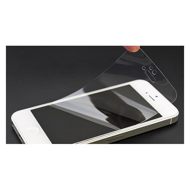 64e54492a0 iPhone5】衝撃吸収クリスタルフィルム set for iPhone5 パワーサポート ...