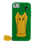 【iPhoneSE/5s/5 ケース】Snap Creatures Case (Duck)