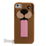 【iPhoneSE/5s/5 ケース】Snap Creatures Case (Dog)