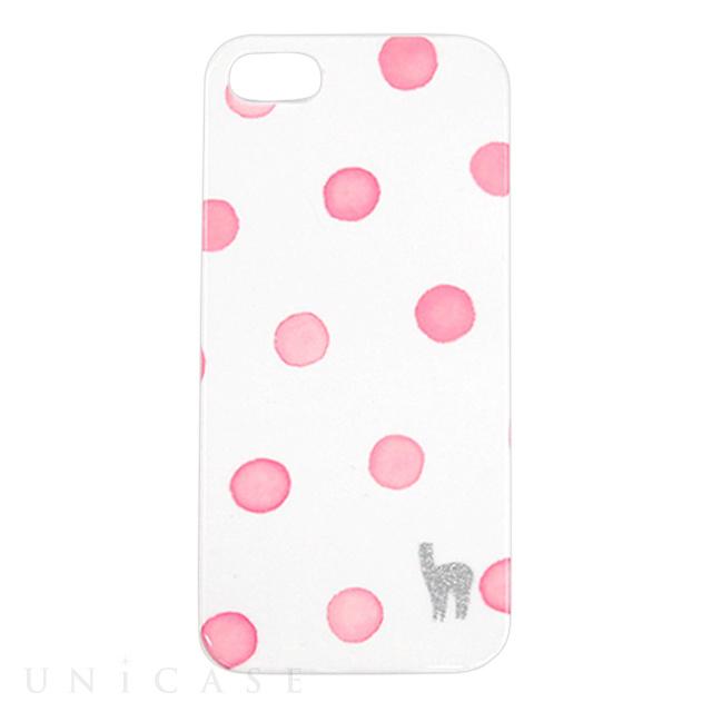 【iPhoneSE/5s/5 ケース】doremi iPhone Case alpaca