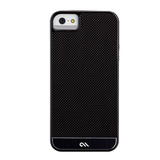 【iPhoneSE/5s/5 ケース】Crafted Case Carbon Fiber, Black