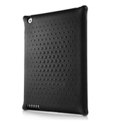 【iPad(第3世代/第4世代) iPad2 ケース】New iPad Bubble black with Dragon Button