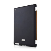 【iPad(第3世代/第4世代) iPad2 ケース】New iPad Smartskin black