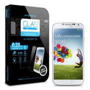 【GALAXY S4】Oleophobic Coated Tempered Glass GLAS.t SLIM