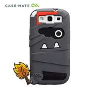 【GALAXY S3 ケース】Creatures: Tut Mummy Case, Grey