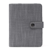 【iPad mini(初代) ケース】Booqpad mini gray