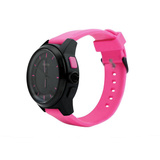 Bluetooth対応 COOKOO watch ピンク