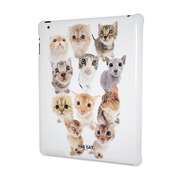 【iPad(第3世代/第4世代) iPad2 ケース】THE CAT iPad 2&iPad(3rd) Case