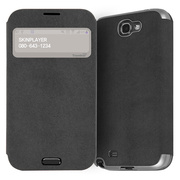 【GALAXY S4】Trenther View Flip for Galaxy S4 Made in Korea (Dark Gray)