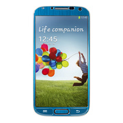 【GALAXY S4 スキンシール】Aluminize for Galaxy S4 Made in Korea (Blue)