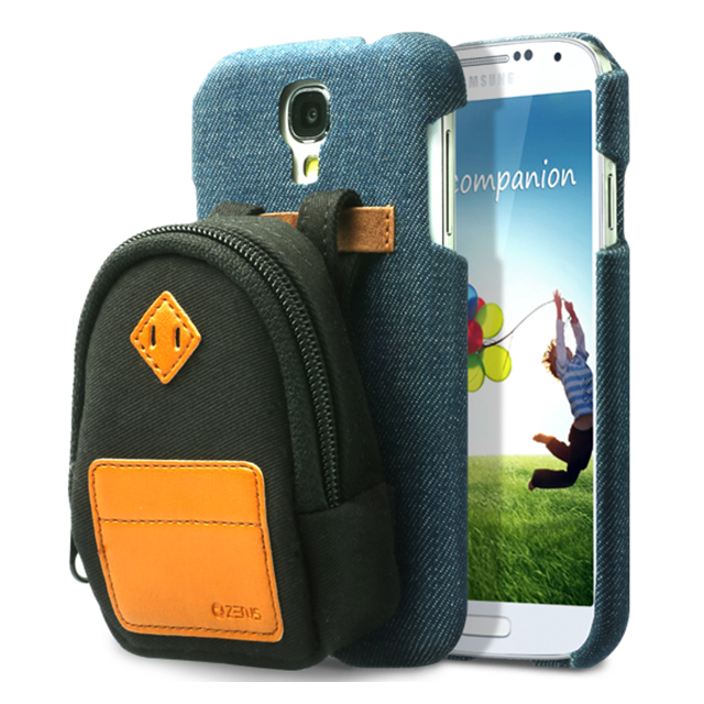 【GALAXY S4 ケース】Masstige Mini Pack Case ブラックサブ画像