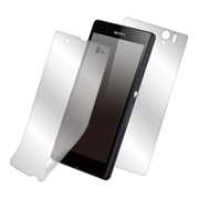 【XPERIA Z フィルム】SCREEN PROTECTOR  指紋防止+アンチグレア