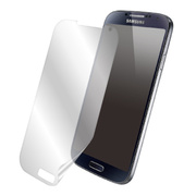 【GALAXY S4】SCREEN PROTECTOR  光沢クリア 保護フィルム
