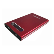 モバイルバッテリー Energimax Series PowerBank 8000mAh(Red)