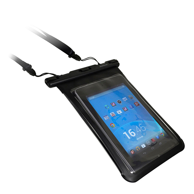 Waterproof Tablet Case OWL-MAWP06 ブラック