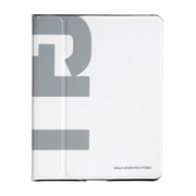 【iPad(第3世代/第4世代) ケース】Golla Slim Folder Jerome for The New iPad(White)