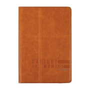 【iPad mini(初代) ケース】Golla Slim Folder Meo(Camel)