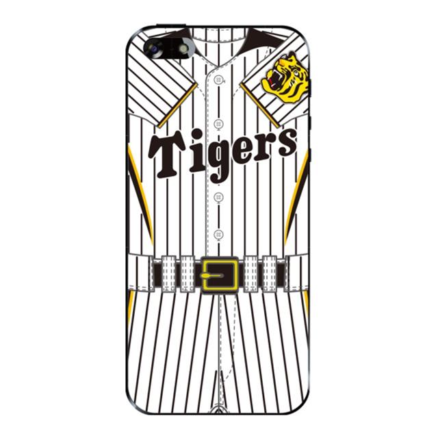 5a1335efe1 ... 【数量限定】【iPhoneSE/5s/5 ケース】阪神タイガース ユニフォーム( ...