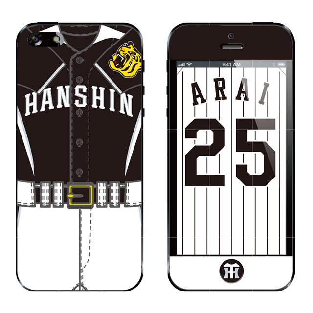 460eac59f9 【限定】【iPhoneSE/5s/5 ケース】阪神タイガース アウェーユニホーム( ...