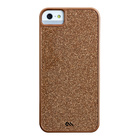 【iPhoneSE/5s/5 ケース】Glam Case (New Design), Rose Gold