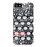 【iPhoneSE/5s/5 ケース】DESIGNER PRINTS Barely There Case, Elizabeth Lamb Shades