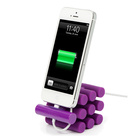 Apple iPhone, iPod Touch, iPod 用 Versa Dock Silinda, Purple