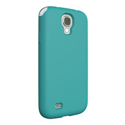 【GALAXY S4 ケース】COLORS Turquoise