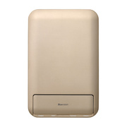 Clamshell 6000 Mobile Battery for iPhone/Smartphones (Gold)