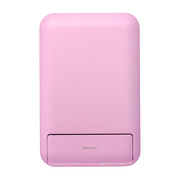 Clamshell 6000 Mobile Battery for iPhone/Smartphones (Pink)
