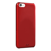 【iPhone5c ケース】eggshell pearl for iPhone5c Pearl Red