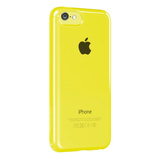 【iPhone5c ケース】SOFTSHELL for iPhone5c Yellow