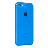 【iPhone5c ケース】SOFTSHELL for iPhone5c Blue