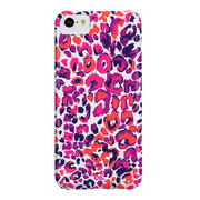 【iPhone5c ケース】Barely There Studio Prints Case, Painted Cheetah