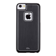 【iPhone5c ケース】Sleek Barely There Case, Black