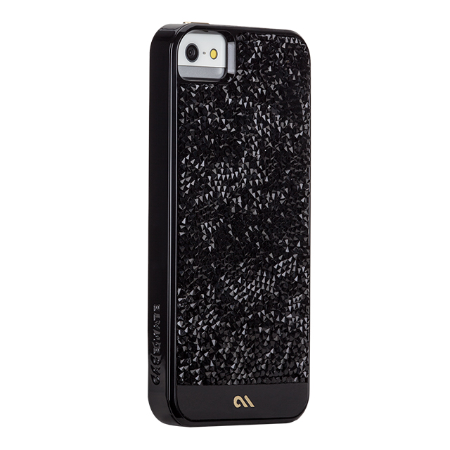 【iPhoneSE(第1世代)/5s/5 ケース】Crafted Case Brilliance Blackサブ画像