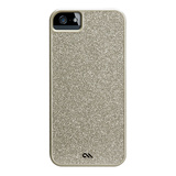 【iPhoneSE/5s/5 ケース】Glam Champagne Gold
