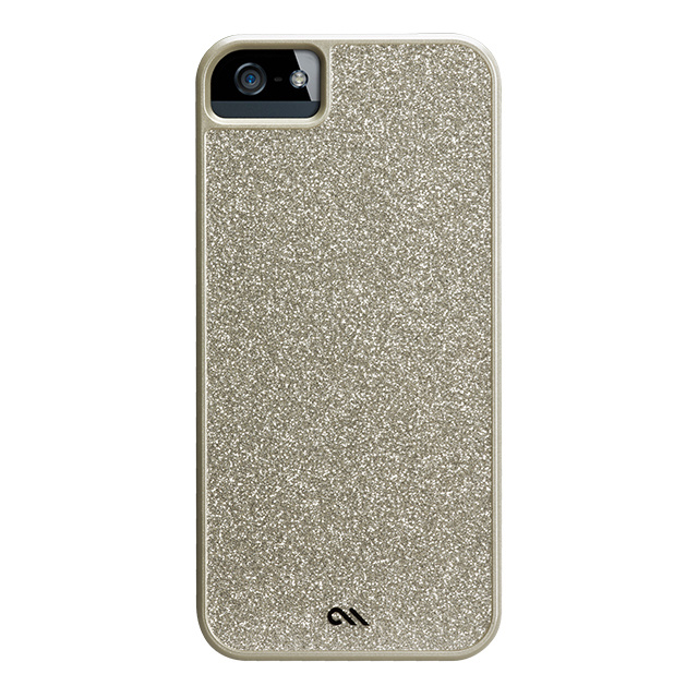 【iPhoneSE(第1世代)/5s/5 ケース】Glam Champagne Gold