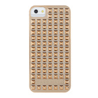 【iPhoneSE/5s/5 ケース】Barely There Studded Gold