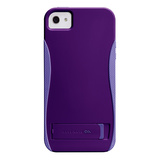 【iPhoneSE/5s/5 ケース】POP! with Stand Case (Purple/Iris)