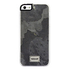 【iPhoneSE/5s/5 ケース】Classique Snap Case Stone Slate Black