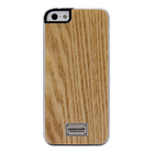 【iPhoneSE/5s/5 ケース】Classique Snap Case Hoxan Wood Japanese Ash