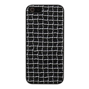 【iPhoneSE/5s/5 ケース】Metal case (Tin Net)
