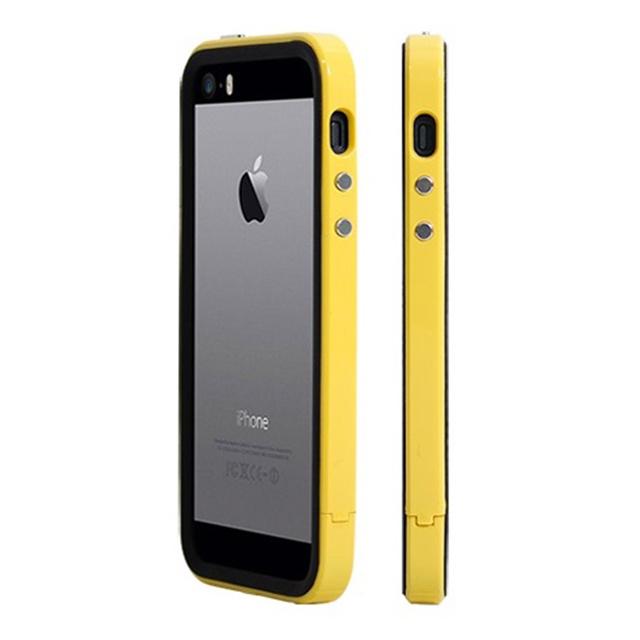 2b1c07f435 iPhoneSE/5s/5 ケース】B1X Bumper Full Protection (Yellow) Colorant ...