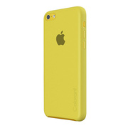【iPhone5c ケース】Color Shell Case Yellow