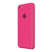 【iPhone5c ケース】Color Shell Case Pink